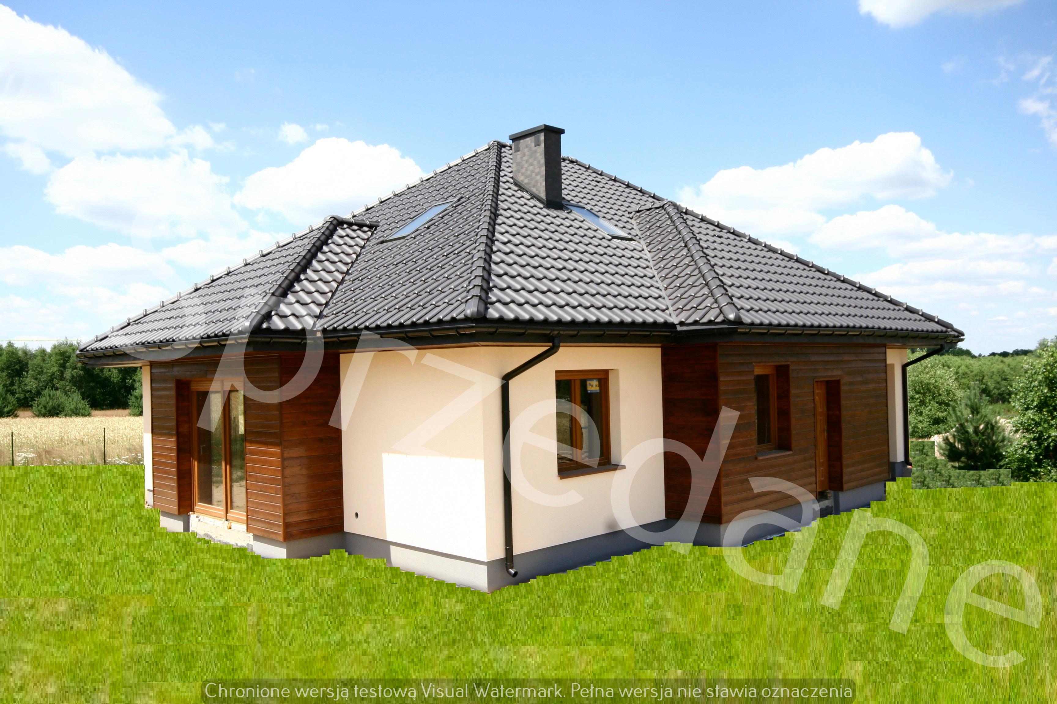 Działka budowlana z domem MK Mały Szczecińska 17